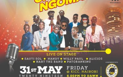 How 2019's biggest event, Choma Na Ngoma, went down